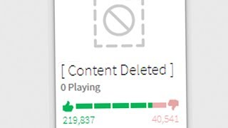 ROBLOX IS DELETING ADMIN COMMANDS!