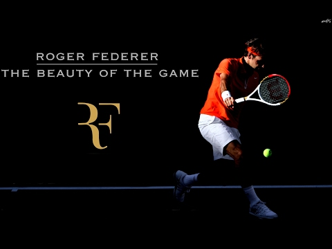 Roger Federer - The Beauty of The Game (HD)