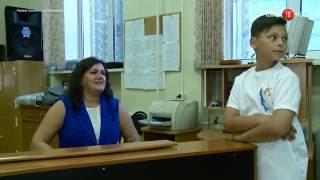 """13.09.2016 Сахалинский мальчик едет на шоу """"Голос"""""""