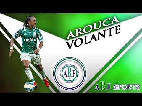 Arouca - Palmeiras