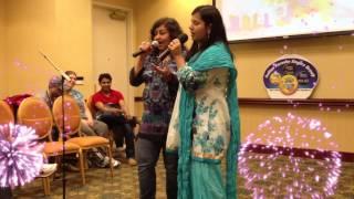 """Chunari Chunari"" Leena & Jyoti Performed"