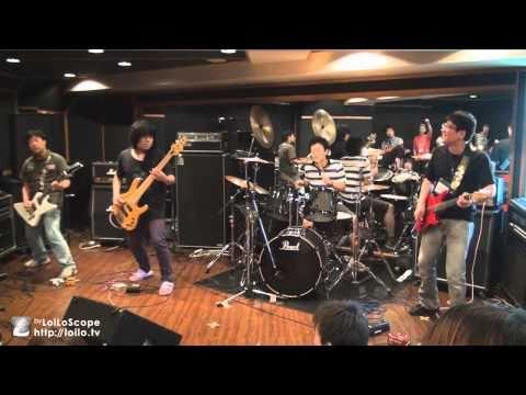Enter Sandman - METALLICA Cover Session 2010/09/11【音ココ♪】