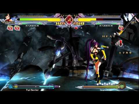 Yui Savior (LI) vs. inutokage (HK)