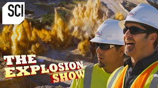 Exploding Mountains! | The Explosion Show