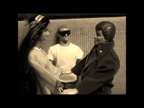 The Ministers Black Veil by Nathaniel Hawthorne with Barbies - YouTube