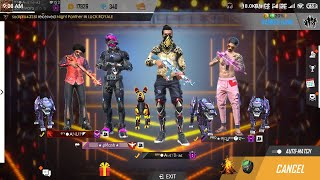 Garena Free Fire Live || INDIA || Desi Gamers
