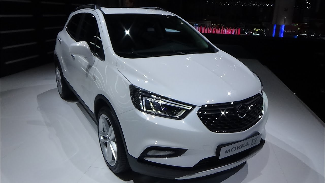 Opel Mokka 2017 model year 63