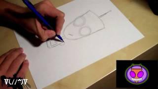 Gir! Speed Drawings