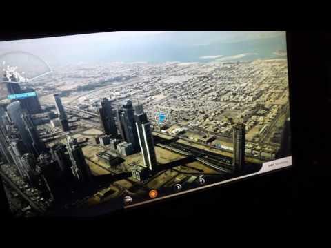 Burj Khalifa Digital Binoculars