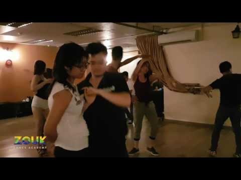 PURE ZOUK social night at Zouk Dance Academy