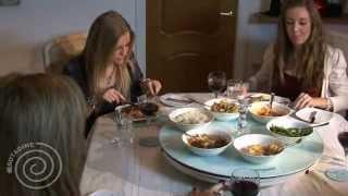 Rotadine - Lazy Susan - Dinner Party