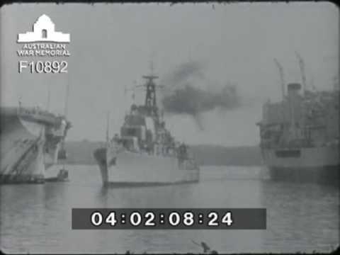 HMAS Vendetta
