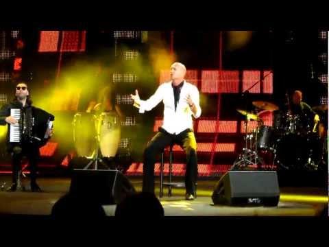 Biagio Antonacci - Non vivo più senza te - Live Arena 2012