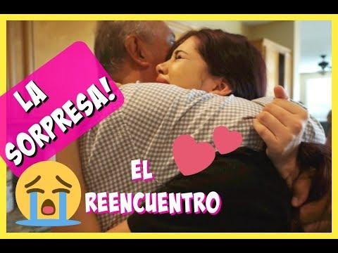 EL REENCUENTRO! EL VLOG MAS EMOTIVO!- vlogs diarios- Jackie Hernández