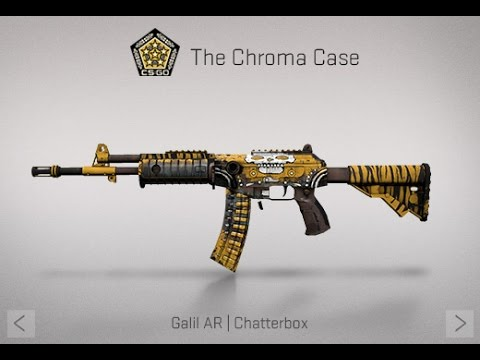 Galil AR | Chatterbox - Skin Showcase