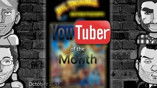 YouTuber of the Month - October 2014