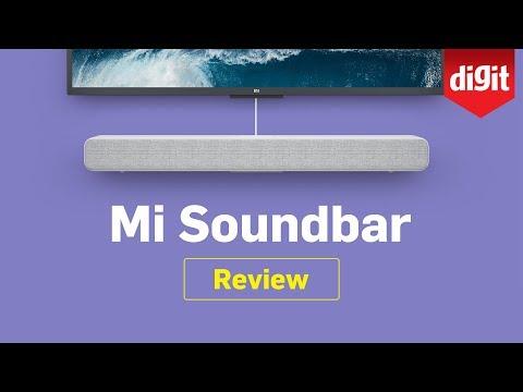 Xiaomi Mi Soundbar Review | Digit.in