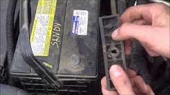 How to Replace a Car Battery (Jeep Grand Cherokee)