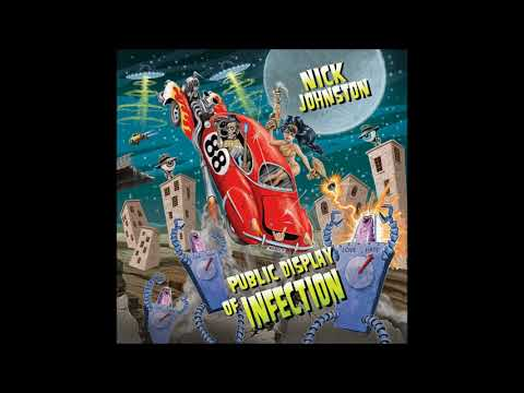 Nick Johnston -  Public Display Of Infection (2011)