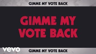 Seun Kuti & Egypt 80 - Gimme My Vote Back (C.P.C.D.)