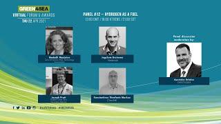 2021 GREEN4SEA Virtual Forum Panel 12: Hydrogen as a fuel