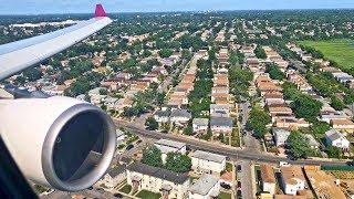 Air Italy Airbus A330-200 Summer Landing at New York JFK Airport!