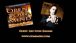 Open Your Mind (OYM) Radio - Leo Zagami - Sunday July 26th 2015
