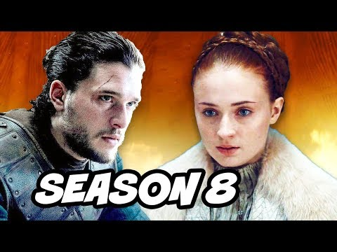 Game Of Thrones Season 8 Weddings and Conquest Trailer Review