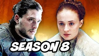 Game Of Thrones Season 8 Wedding and Conquest Trailer Review
