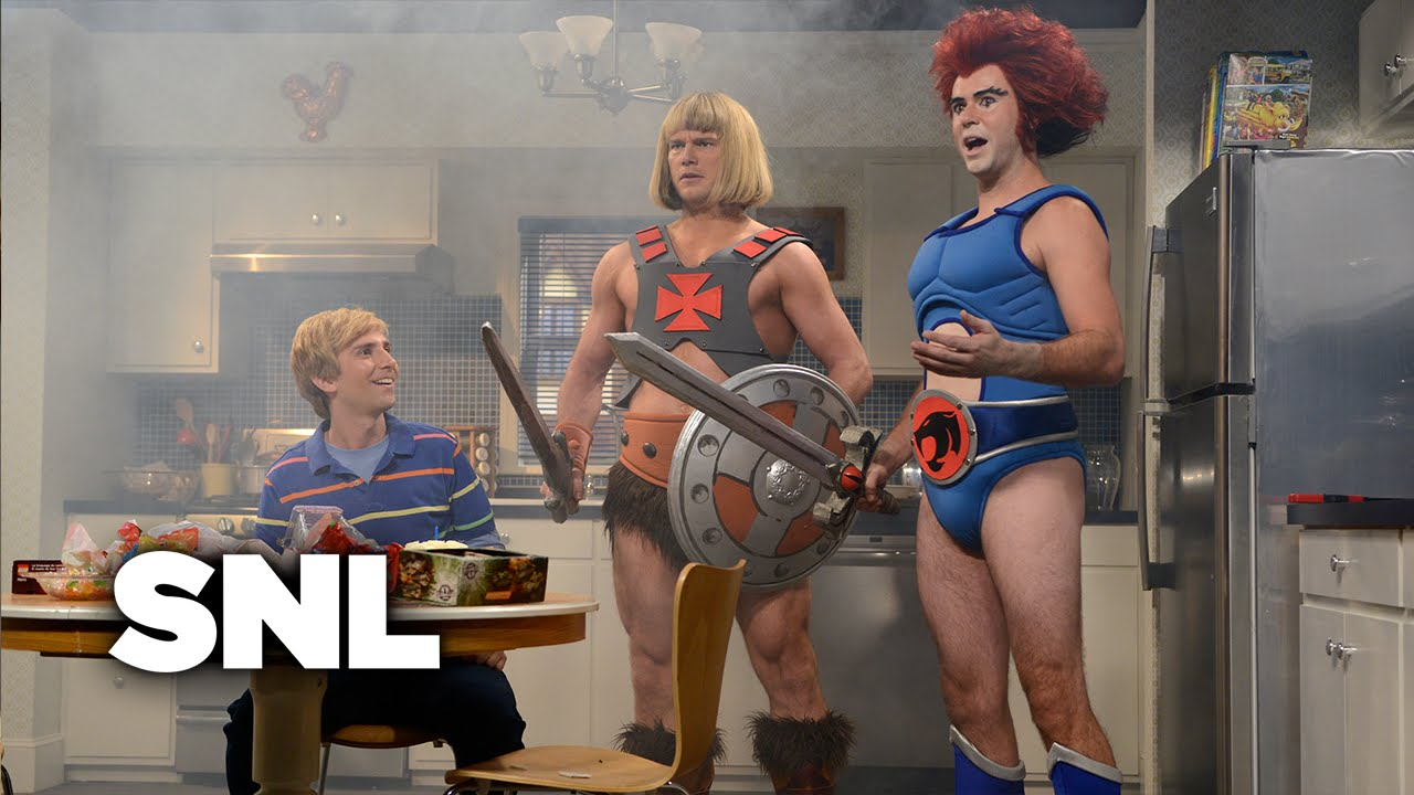 He-Man and Lion-O - SNL