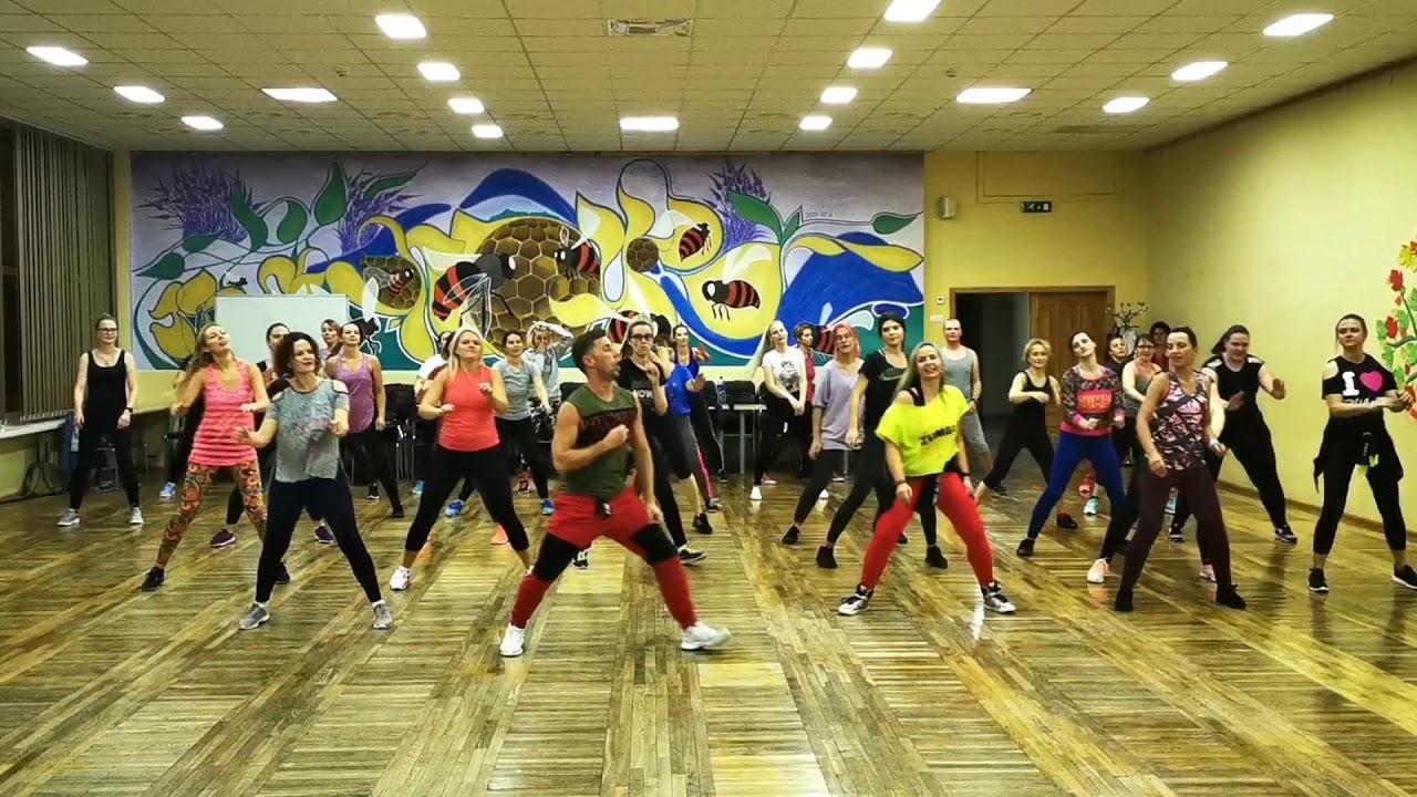 Zumba fitness - Warm up by DJ LEWY