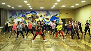Gambar cover Zumba fitness - Warm up by DJ LEWY
