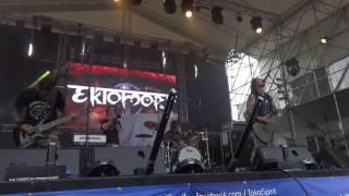 Ektomorf - Testvérdal - 2016.06.04. Barba Negra Track