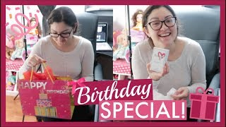 MY 32nd BIRTHDAY SPECIAL! | February 19, 2018