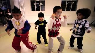 World of Dance -  Future Funk Bailrok & Baby Boogaloo w/ BBoy Jalen & Desmond - WOD Kids