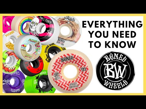 BONES WHEELS: Everything You Need to Know (2020)