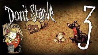 Poszukiwania gów... nawozu ^^ | Don't Starve #3