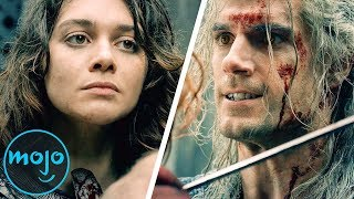 Download Top 10 Best Moments From The Witcher Season 1 Mp3 and Videos