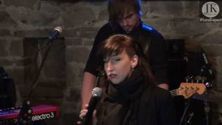 Jessy Martens & Band - Good morning blues / BLUES IM HOF 2011 Germany
