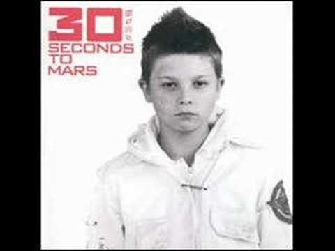30 Seconds to Mars-edge of the earth