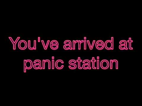 """Panic Station"" - Muse (Lyrics)"
