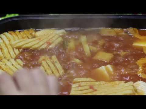不用火锅底料,教您轻松在家做火锅,味道鲜美好吃,做法超简单