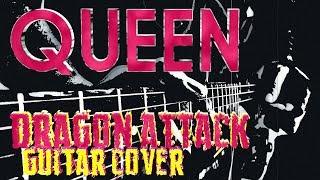 Queen - Dragon Attack - Cover