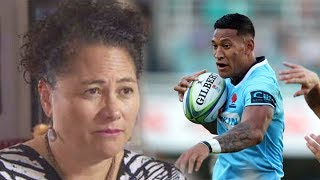 His comments can kill' - ex-Black Ferns player slams Israel Folau's homophobic remarks