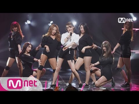 [Tiffany - I Just Wanna Dance] KPOP TV Show L M COUNTDOWN 160519 EP.474