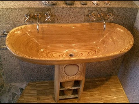 Wood Wash Basin || Sink Beautiful 17 Design || For || kitchen || BathRoom