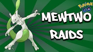 Shiny MEWTWO Raids in New York City POKEMON GO