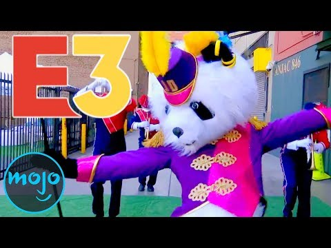 Top 10 Worst E3 2018 Moments