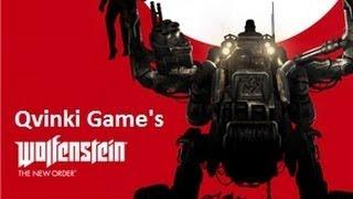 Прохождения Wolfenstein The New Order 2Серия