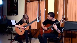 Stairway to heaven - Rodrigo y Gabriela Cover